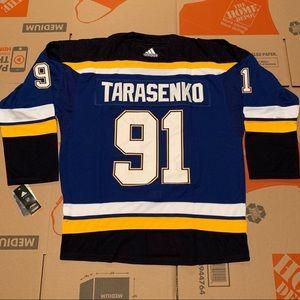 Other - St. Louis Blue Hockey Jersey TARASENKO #91